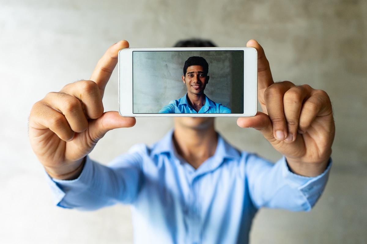 Quando a selfie é mais do que uma simples foto